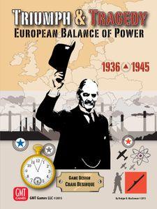 Triumph & Tragedy: European Balance of Power 1936-1945