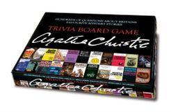 Trivia Board Game Agatha Christie