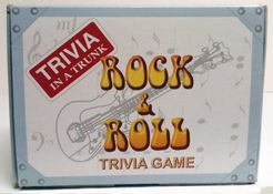 Trivia in a Trunk: Rock & Roll Trivia