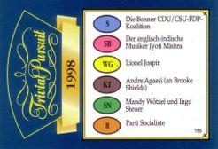 Trivial Pursuit: 1998 Edition