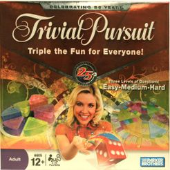 Trivial Pursuit: 25th Anniversary Edition