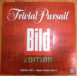 Trivial Pursuit: Bild Edition [German]