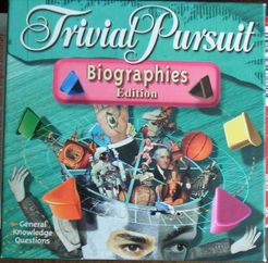 Trivial Pursuit: Biographies Edition