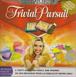 Trivial Pursuit: Chocolate Edition