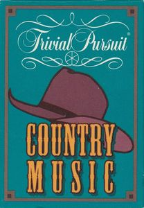Trivial Pursuit: Country Music