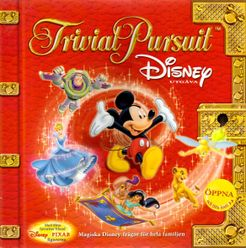 Trivial Pursuit: Disney Edition