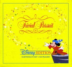 Trivial Pursuit: Disney Edition Kartensatz