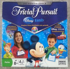 Trivial Pursuit: Disney Family Edition