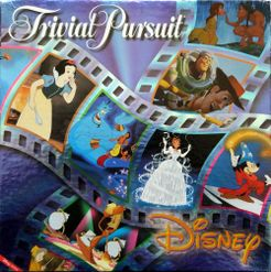 Trivial Pursuit: Disney – The Animated Picture Edition