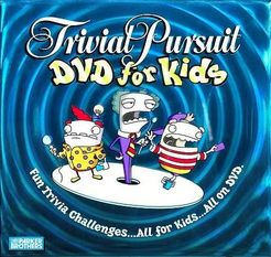 Trivial Pursuit: DVD for Kids