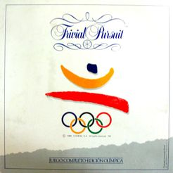 Trivial Pursuit: Edicion Olimpica [Spanish]