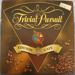 Trivial Pursuit Édition Café Jacques Vabre