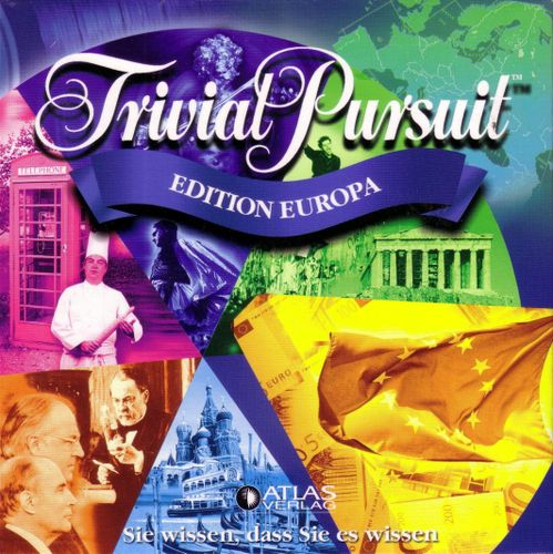 Trivial Pursuit: Edition Europa