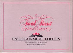 Trivial Pursuit: Entertainment Edition