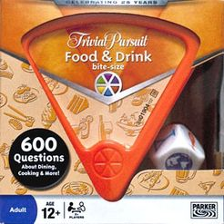 Trivial Pursuit: Food & Drink