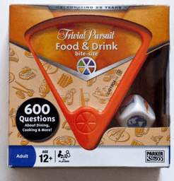 Trivial Pursuit: Food & Drink – Bite-Size