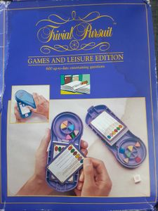 Trivial Pursuit: Games and Leisure Edition