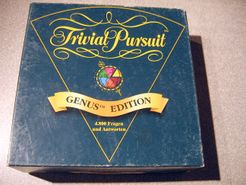 Trivial Pursuit: Genus (2) Edition (German)