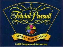 Trivial Pursuit: Genus Kartensatz – 2400 Fragen und Antworten