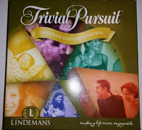 Trivial Pursuit: Lindemans Enjoyment Edition