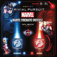 Trivial Pursuit: Marvel Cinematic Universe – Data_Archive (Volume 1)