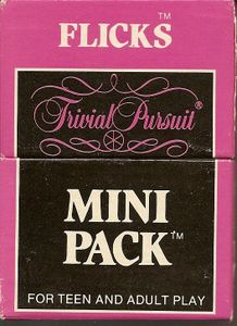 Trivial Pursuit Mini Pack: Flicks
