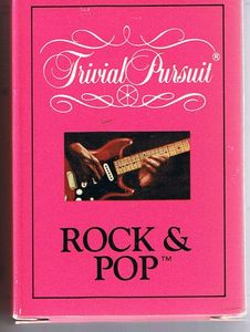 Trivial Pursuit Mini Pack: Rock & Pop