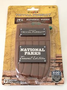 Trivial Pursuit: National Parks Travel Edition
