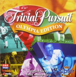 Trivial Pursuit: Olympia Edition (Austrian)