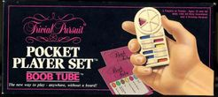Trivial Pursuit: Pocket Player Set – Boob Tube