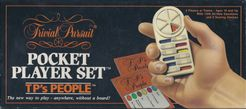Trivial Pursuit: Pocket Player Set – TP's People