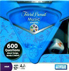 Trivial Pursuit Singles: Music