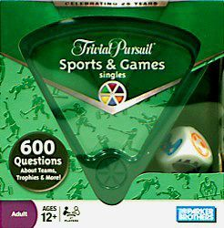 Trivial Pursuit Singles: Sports & Games