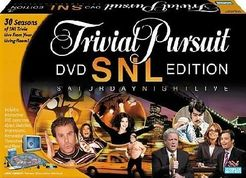 Trivial Pursuit: SNL DVD Edition