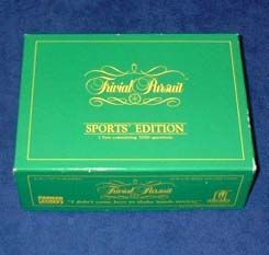 Trivial Pursuit: Sports Edition