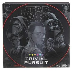 Trivial Pursuit: Star Wars – The Black Series Edition