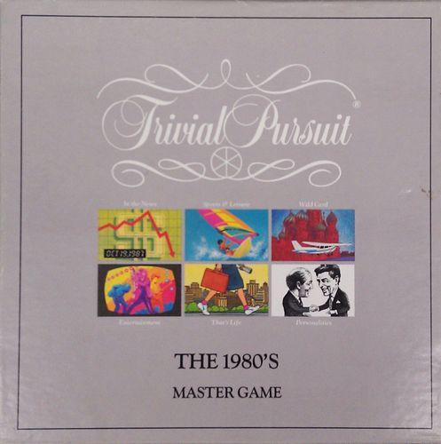 Trivial Pursuit: The 1980's