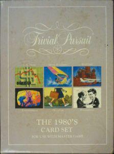 Trivial Pursuit: The 1980's Card Set