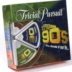 Trivial Pursuit: The 90s
