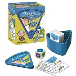 Trivial Pursuit: The Family Guy Travel Edition