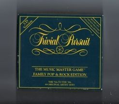 Trivial Pursuit: The Music Master Game – Family Pop & Rock Edition