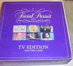 Trivial Pursuit: TV Edition – Master Game