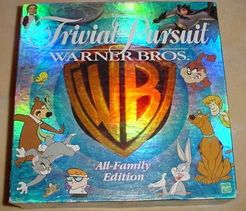 Trivial Pursuit: Warner Bros. All Family Edition