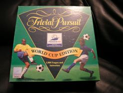 Trivial Pursuit: World Cup Edition