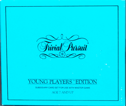 Trivial Pursuit: Young Players Edition Master Game