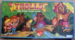 Trolls The Magic Wish Game