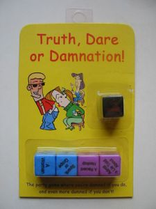 Truth, Dare or Damnation!