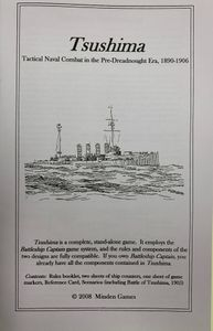 Tsushima: Tactical Naval Combat in the Pre-Dreadnought Era, 1890-1906