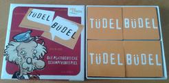 Tüdelbüdel: Das Plattdeutsche Schimpfwortspiel