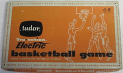 Tudor's Tru-Action Electric Basketball Game